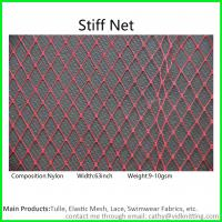 Wholesale 63 inch Nylon Net Fabric for Wedding Veiling Stiff Net from china suppliers