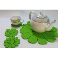 Buy cheap Fabric Cup Felt Coaster from wholesalers