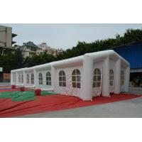 Wholesale White Oxford Cloth Square Inflatable Party Tent  For Wedding and Birthday party activities from china suppliers