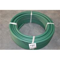 Wholesale PU round belt pulleys 85A Green Transmission belt For Machine from china suppliers