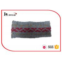 Wholesale Plain Stitch Knitted Snood Scarf from china suppliers