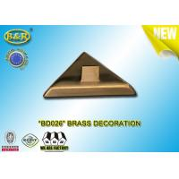 Wholesale Ref No BD026 Brass Decoration Tombstone Lamp Base Material Copper Alloy Size 12.5*4cm from china suppliers