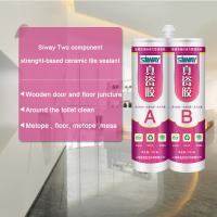 China Mildew Proof Epoxy Silicone Sealant , Silicone Grout Sealer For Ceramic Tile on sale
