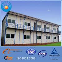 Quality Sandwich panel modular portable prefab house for sale