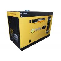 Wholesale New Design 186F Single Phase 5KW  Small Portable Generators with Electric start from china suppliers