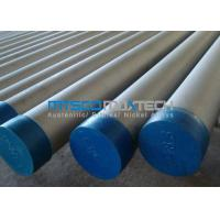 UNS S32750 UNS S32760 Duplex Stainless Steel Pipe In Oil And Gas Industry