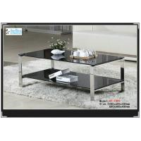 Wholesale 7301,Temperate glass table,living room furniture from china suppliers