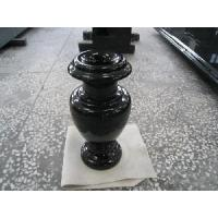 Wholesale Black Granite Flower Vases/ Granite Tombstone/ Monument from china suppliers