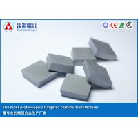 Wholesale Cutting tools Tungsten Carbide Brazed Tips YT5 / P30 Model ASA from china suppliers