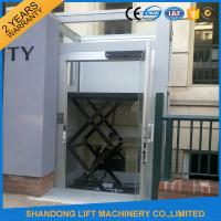 Wholesale Hydraulic Home Wheelchair Platform Lift For Disabled People 1.2m * 1m Table Size from china suppliers