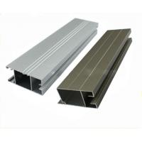 Wholesale Kitchen Cabinet Aluminium Profile , Powder Coated Extruded Aluminum Profiles from china suppliers