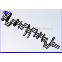 Wholesale Cast Steel Diesel Car Engine Crankshaft 4N7693 For Caterpillar 3306 from china suppliers