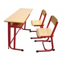 Wholesale Durable Modern School Furniture - Desks / Chairs For Classroom With Ergonomically Designed from china suppliers