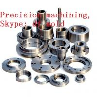 Quality Stainless Steel Components By EDM Wire Cutting Machining for Electronic Devices for sale