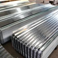 Buy cheap Hot Dipped Galvanized Steel Roof Tile 0.22*665*2440mm Zinc 60g from wholesalers