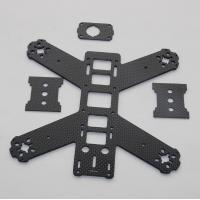 Wholesale China Carbon Fiber  Parts Custom CNC Machining Factory for DIY Drones RC Racing Cars Unmanned Aerial Vehicle from china suppliers