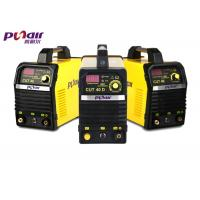 Quality Air IGBT Based Inverter 40 Amp Plasma Cutter Handheld With Digital Display for sale