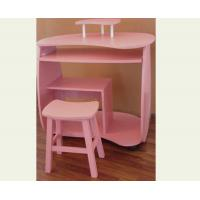 Wholesale Kids Computer Desk with Chair Set from china suppliers