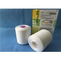 Wholesale 40/2 TFO / Ring Spun Polyester Yarn / Sewing Machine Yarn With Plastic Cone from china suppliers