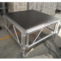 Wholesale Outdoor Wooden and Aluminum Assembling Portable Stage Platforms for Wedding , Concert from china suppliers