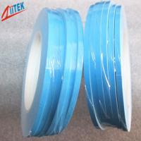Wholesale 1.2 W / mK High Performance blue double sided tape Thermal Conductive Adhesive For Led Fluorescent Lamp 50 Shore A from china suppliers