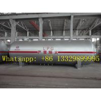 Wholesale high quality 65cbm LPG gas storage tank for sale from china suppliers