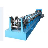 Wholesale C / Z Purlin Roll Forming Machine With Interchangeable from china suppliers