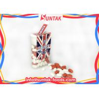 Wholesale Mix Fruit Sugar Free Mentos Candy With Pepppermint / Cherry Coated from china suppliers