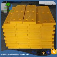 Wholesale UV Resistance Custom Dimension Factory Export Price Colorful Engineering Plastic Hard PE Sheet from china suppliers
