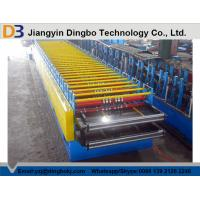Wholesale Arch Roof Panel Roll Forming Machine Hydraulic Bending Machine thickness 0.3-1.0 mm from china suppliers