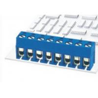 Wholesale 300V 250V PCB Terminal Block Connector 5.0mm Pitch Euro Terminal Connector HQ300-5.0 from china suppliers