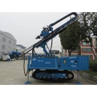 Wholesale High Power Vibration Hydraulic Piling Rig Without DTH Hammer from china suppliers