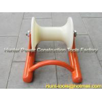Wholesale Paint Steel buried cable roller Cable Tray Rollers from china suppliers