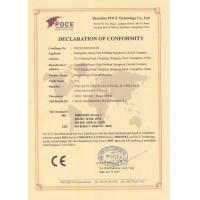 Guangzhou Nanya Pulp Molding Equipment Co., Ltd. Certifications