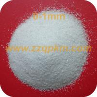 Wholesale White Fused Alumina 0 - 1 mm from china suppliers
