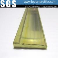 Wholesale Brass Electrical Equipment Plug Profiles Brass Electronic Components from china suppliers