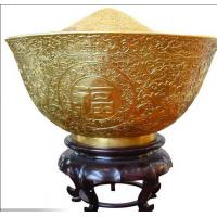 Wholesale bronze bowl sculpture from china suppliers
