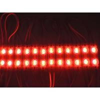 Wholesale Red Waterproof Led Modules With Lens , SMD5730 Led Sign Lighting Modules from china suppliers