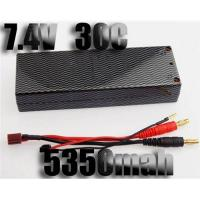 Wholesale Manufacturer of RC car Battery,7.4V 30C 5350mah,RC Lipo Battery from china suppliers
