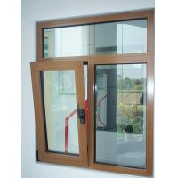 Wholesale Double glazed aluminum tilt and turn windows from china suppliers