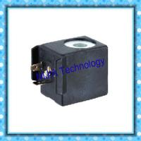 Wholesale HB700 Mini Valve Solenoid Coil , AC220V 24VDC Solenoid Coil DIN43650A from china suppliers