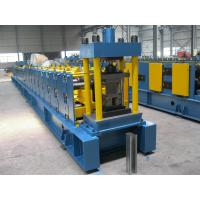 Wholesale Omega Metal Roofing Roll Forming Machine / Cold Former Machine from china suppliers