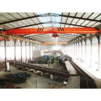 Wholesale Warehouse Electric Single Girder Eot Crane , 20 Ton Overhead Crane from china suppliers