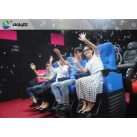 Wholesale Private Customized 4D Cinema System Genuine Leather + Fiberglass Material from china suppliers