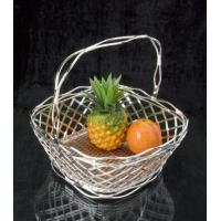 Buy cheap wholesale metal basket from wholesalers