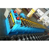 Wholesale Post Cutting Silo Roll Forming Machine With Wall Panel Structure Gcr15 Roller from china suppliers