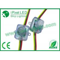 Wholesale Full Color Flat RGB LED String Light  P80mm With WS2801IC Waterrpoof Led from china suppliers