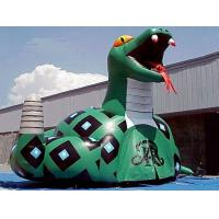 Wholesale Inflatable Poison Snake Design Tunnel For Outdoor Business Promotion from china suppliers