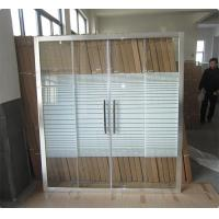 Buy cheap China Sliding Shower Doors For Jordan Market Bathrooms, Jordan Construction and Buidling Projects from wholesalers