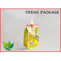 Wholesale Jelly Spout Pouch Packaging / Aluminum Foil Bag biodegradable from china suppliers